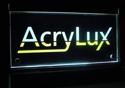 AcryLux Lichtwerbung