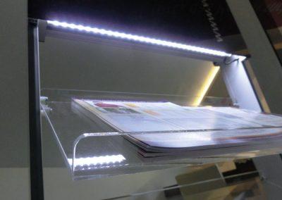 AcryFly Lichtleiste