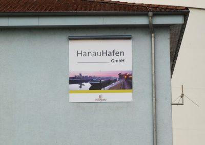 Schild-HU-Hafen